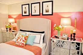 bedroom innovative coral color combinations fashion miami