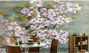beautiful dream romantic pink cherry blossom peach blossom oil