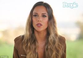 dwts u0027 jana kramer became suicidal after first husband michael
