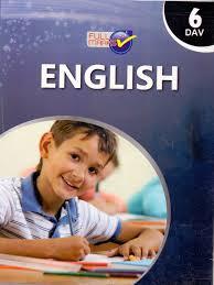 dav english class 6 amazon in full marks books