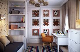 Traditional Arm Chair Design Ideas Traditional Boys Room Arm Chair Chest Drawer Desk Library Olpos