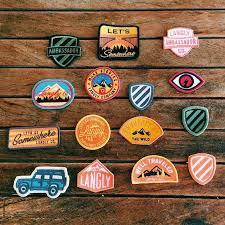 best 25 patch design ideas on pinterest retro logos badge