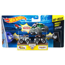 monster trucks jam games wheels monster jam mighty minis 2 pack assortment 6 00