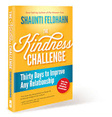 The Challenge Get The 30 Day Kindness Challenge Book