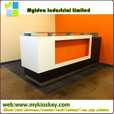 Quality Reception Desks Luxury And Top Quality Reception Counters With Lights Sz002