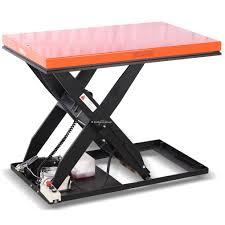 1500kg static scissor lift platform elf15a 36x48