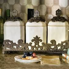decorative white ceramic kitchen canisters functional kitchen