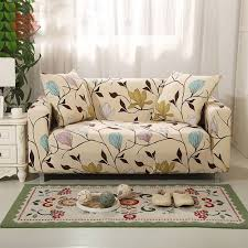 cheap sofa slipcovers the best floral sofa slipcovers