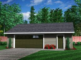 Home Plans With Detached Garage by Detached Garages