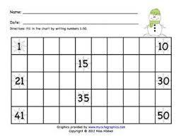 pre worksheets number line worksheet to 50 free