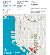 San Diego Convention Center Map by 2017 Cpta Annual Conference California Physical Therapy Association