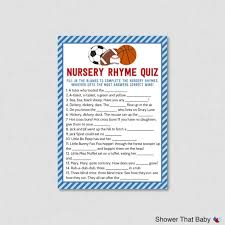 nursery rhyme baby shower printable baby shower nursery rhymes applmeapro club