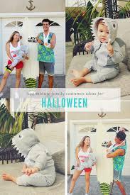 Halloween Costumes Shark Minute Halloween Costume Baby Shark Costume Diy Baby