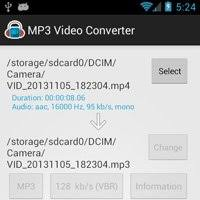 to mp3 android apk mp3 converter android apk