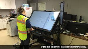 how much does an iplan table cost the digital plan table comes of age leyard