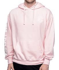 light pink adidas sweatshirt clothing light pastel pink ripndip get outer here light pink