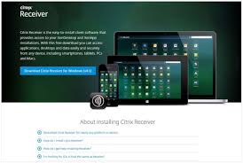 Citrix Help Desk by Install And Uninstall Citrix Receiver Windows Healthcare