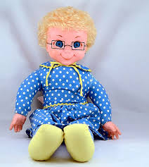 mrs beasley s original mattel 1967 22 mrs beasley doll talks and original