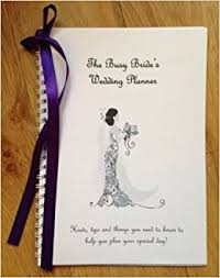 Wedding Planner Journal A5 Wedding Planner Bridal Journal Organiser Note Book