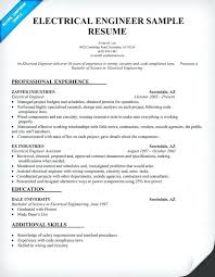 resume sles for freshers engineers eee projects 2017 electrical and computer engineering resume electrical engineer