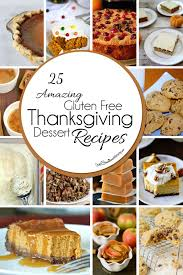 25 gluten free thanksgiving desserts onecreativemommy