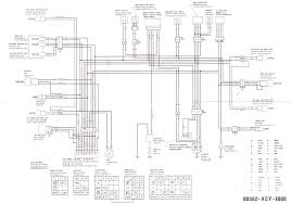 honda wiring diagrams electrical schematics 4strokes com stuning