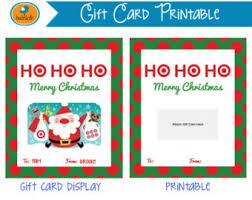 printable christmas targets teacher christmas gift target gift card holder teacher