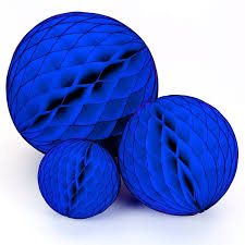 royal blue tissue paper royal blue tissue paper honeycomb decoration pipii