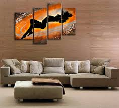 painting for bedroom painting for bedroom four pieces oil painting on canvas modern