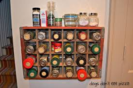 vintage on the shelf diy spice rack 10 cool ideas bob vila