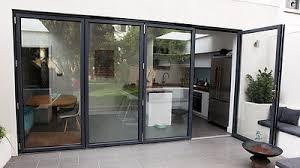 4 Panel Sliding Patio Doors Bi Folding Sliding Patio Doors Aluminium Up To 13ft Wide 4 Panel