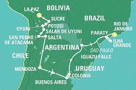 La Paz Mexico Map by South American Odyssey 2017 Bolivia Tours Geckos Adventures Au