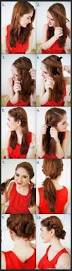 Easy Updo Hairstyles Step By Step by 614 Best Hair Pictorial Images On Pinterest Hairstyles My Blog