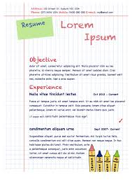 resume for childcare child care worker resume samples college