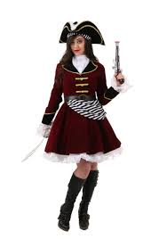 pirate costumes men u0027s women u0027s pirate halloween costume