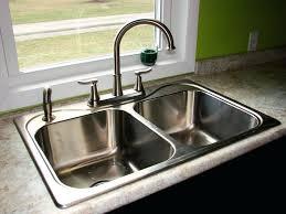 kohler smart divide undermount sink stainless kohler undermount kitchen sink executive chef sink home design