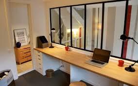 am nagement d un bureau la maison aménagement d un coin bureau avec verrière type atelier d artiste