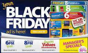 walmart ad thanksgiving day walmart u0027s black friday ad is live plus jump start black friday