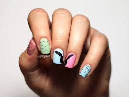 Easter Nail Designs Top 17 Easter Bunny Nail Designs U2013 New Manicure Trend From Famous