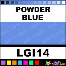 powder blue liquid gouache paints lgi14 powder blue paint