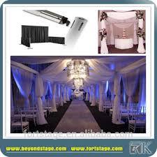 cheap wedding backdrop kits factory cheap wedding backdrop poles portable fabric event wedding