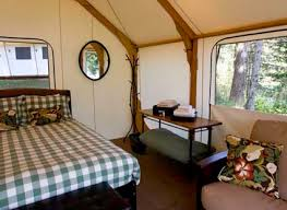 happy glampers luxury camping spots in the northwest parentmap