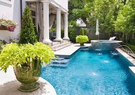 small outdoor pools ideas beautiful small backyard pool patio