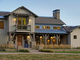 beauteous exterior house design ideas with grey wall decor rustic