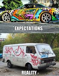 Graffiti Meme - graffiti on car meme 2015 jokeitup com