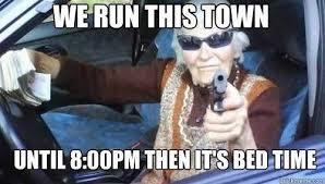 Granny Meme - gangsta granny meme by blahbro memedroid
