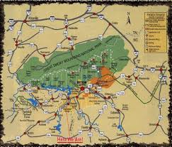 nantahala river map directions to paddle inn rafting