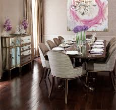 Champagne Dining Room Furniture 35 Stunning Dining Rooms Mirror Design Ideas With Pictures