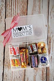 gift ideas for mom birthday diy gifts ideas mom s emergency stash fun little mother s day