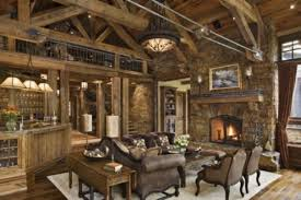 rustic living room appears fantastic performance designoursign